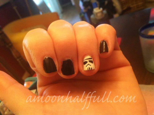 2015 SW 10k manicure